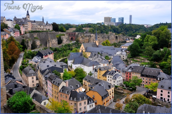 luxembourg 1 LUXEMBOURG