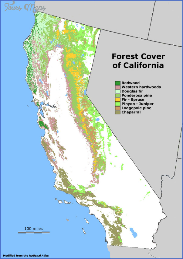 National Forests In California Map.Mendocino National Forest Map California Toursmaps Com