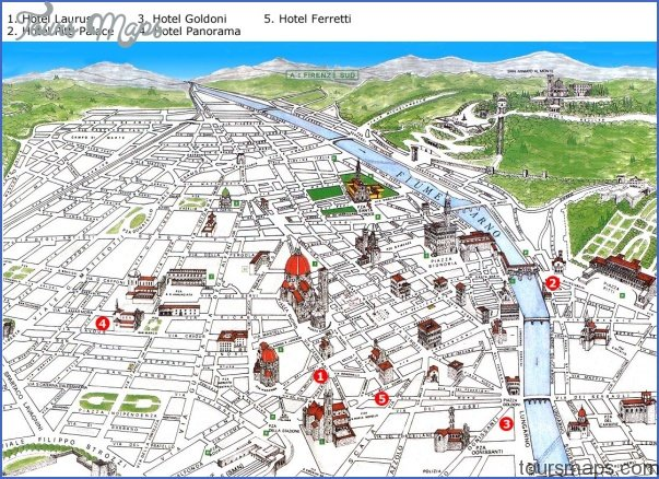 Milan Map Tourist Attractions ToursMapscom