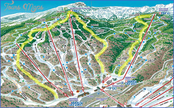 mount mansfield state forest map vermont 4 MOUNT MANSFIELD STATE FOREST MAP VERMONT