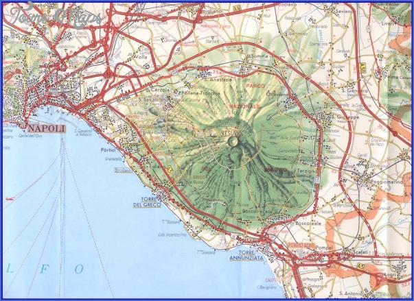 naples map 8 Naples Map