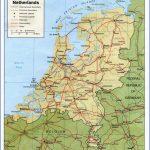 netherlands map 7 150x150 Netherlands Map