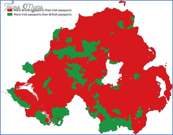 northern ireland 9 NORTHERN IRELAND