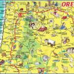 oregon map tourist attractions 1 150x150 Oregon Map Tourist Attractions