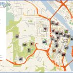 oregon map tourist attractions 3 150x150 Oregon Map Tourist Attractions
