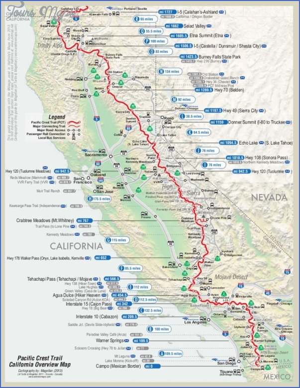 picture How to Hike the Pacific Crest Trail