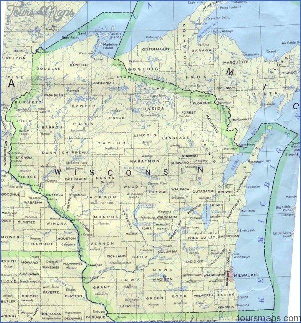 patt1son state park map wisconsin 11 PATT1SON STATE PARK MAP WISCONSIN