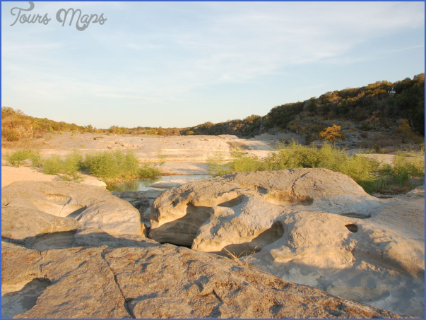 pedernales falls state park map texas 2 PEDERNALES FALLS STATE PARK MAP TEXAS