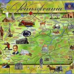 pennsylvania map tourist attractions 1 150x150 Pennsylvania Map Tourist Attractions