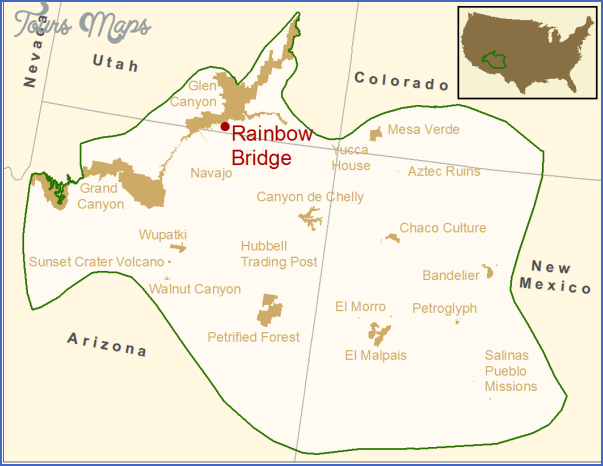 RAINBOW BRIDGE NATIONAL MONUMENT MAP UTAH_0.jpg