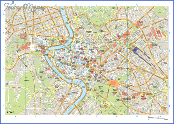 rome map 3 Rome Map