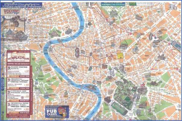 rome map 6 Rome Map