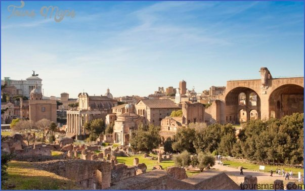 rome travel destinations  2 Rome Travel Destinations