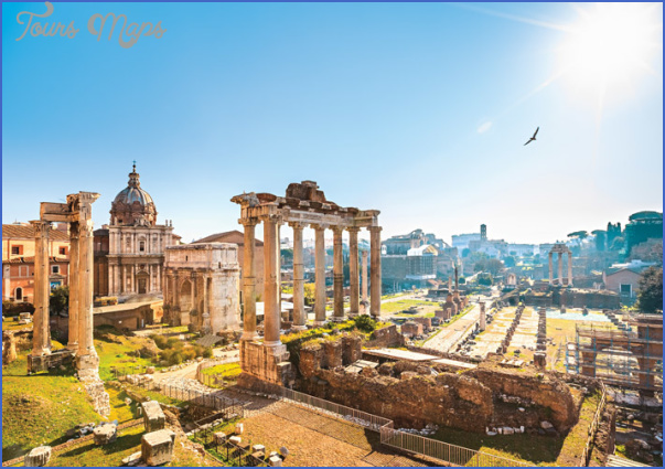 rome vacations  9 Rome Vacations