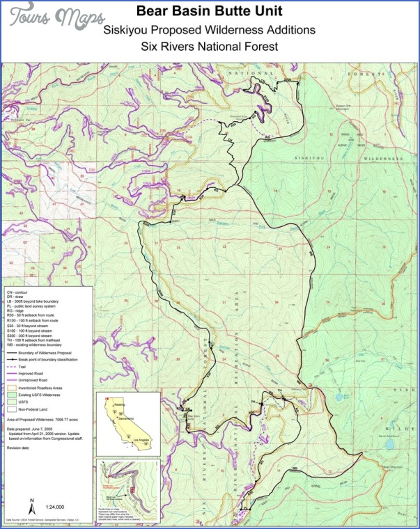 six rivers national fores map california 1 SIX RIVERS NATIONAL FORES MAP CALIFORNIA