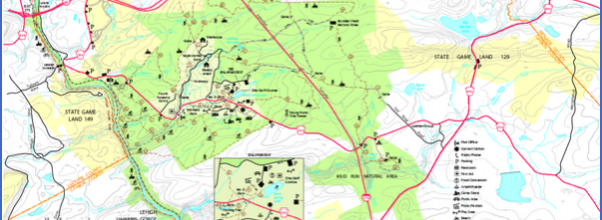 Hammersley Wild Area Trail Map Archives Toursmaps Com