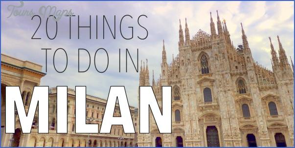 travel to milan 8 Travel to Milan