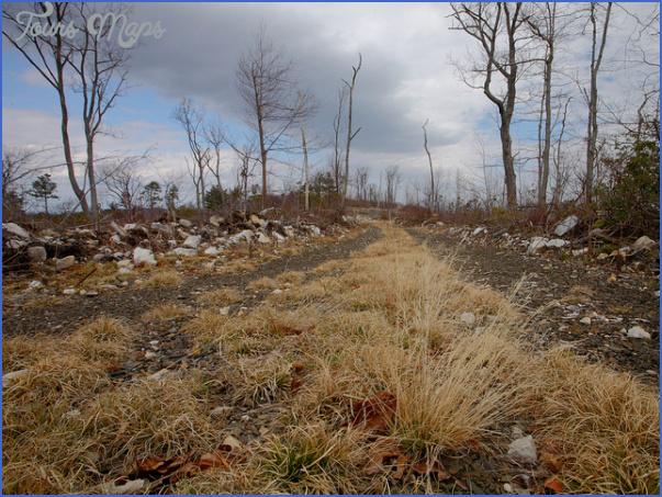 tuscarora trail map pennsylvania 1 TUSCARORA TRAIL MAP PENNSYLVANIA