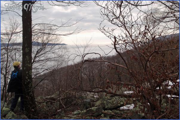 tuscarora trail map pennsylvania 11 TUSCARORA TRAIL MAP PENNSYLVANIA