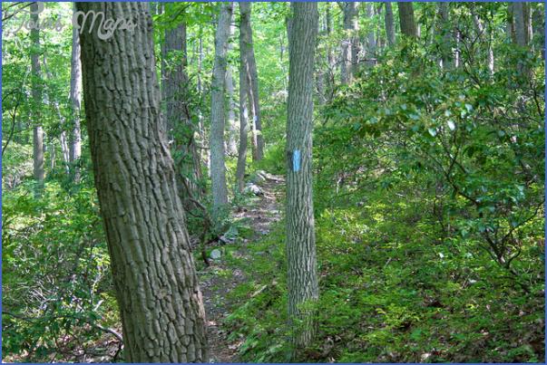 tuscarora trail map pennsylvania 4 TUSCARORA TRAIL MAP PENNSYLVANIA