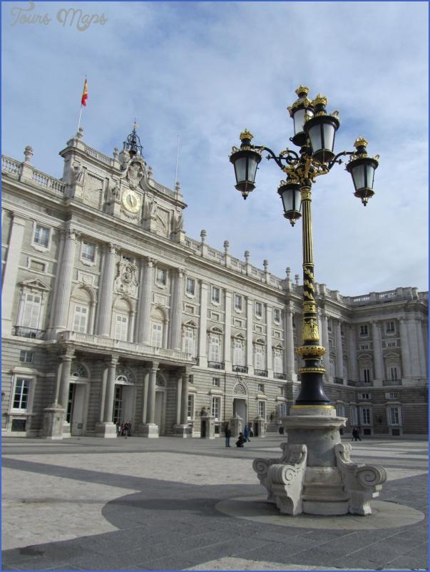 visit to madrid 4 Visit to Madrid