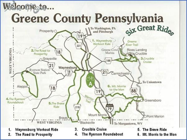warrior trail map pennsylvania 0 WARRIOR TRAIL MAP PENNSYLVANIA