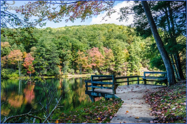 Watoga state park map west virginia for Wv fishing regulations