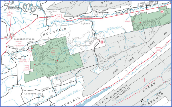 weiserstate forest map pennsylvania 1 WEISERSTATE FOREST MAP PENNSYLVANIA