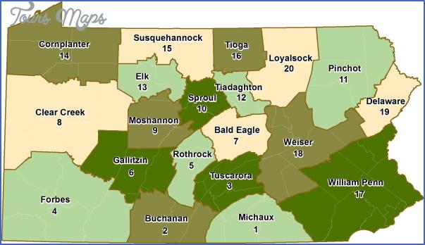 weiserstate forest map pennsylvania 4 WEISERSTATE FOREST MAP PENNSYLVANIA