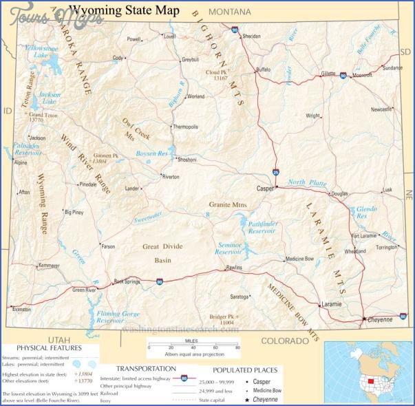 wyoming state map pennsylvania 1 WYOMING STATE MAP PENNSYLVANIA
