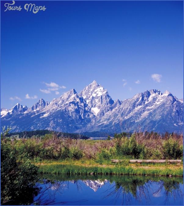 Wyoming Travel Destinations Toursmaps Com