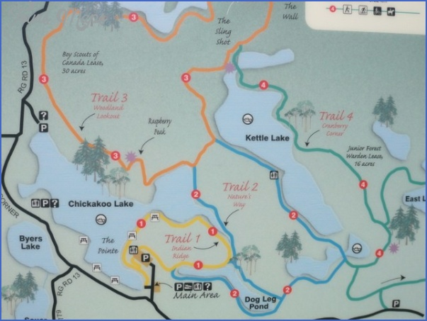 chickakoo lake recreation area map edmonton 0 Chickakoo Lake Recreation Area Map Edmonton