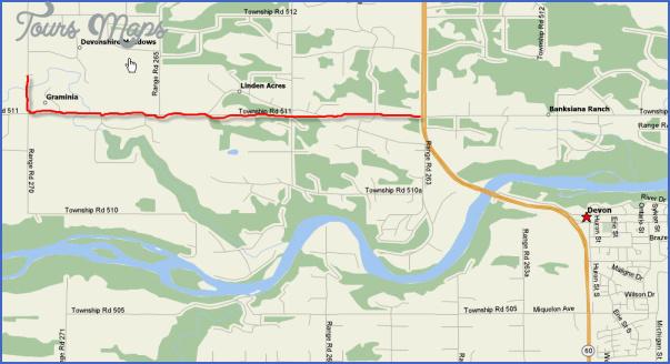 devon map edmonton 5 DEVON MAP EDMONTON