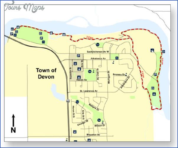devon voyageur park and riverview mountain bike skills park map 6 Devon Voyageur Park and Riverview Mountain Bike Skills Park Map