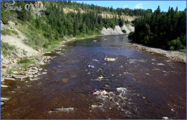 pembina river provincial park map edmonton 23 PEMBINA RIVER PROVINCIAL PARK MAP EDMONTON