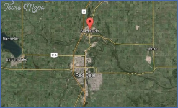 red deer map edmonton 8 RED DEER MAP EDMONTON