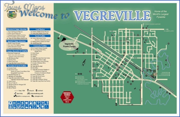 vegreville map edmonton 2 VEGREVILLE MAP EDMONTON