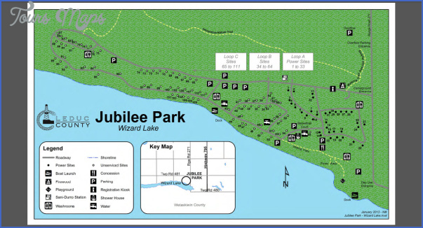wizard lake jubilee park map edmonton 0 WIZARD LAKE JUBILEE PARK MAP EDMONTON