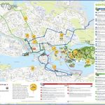 210 hoho routemap2013 150x150 Stockholm Map Tourist Attractions
