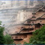 26622446 maiji caves in gansu maijishan grottoes located in tianshui county the maiji caves include 194 caves stock photo 150x150 Grottoes of Maijishan Maijishan Shiku