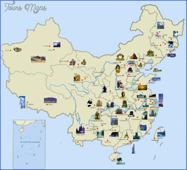 9582081e80cbe8a63edca1cb89d2f030 China travel guide map