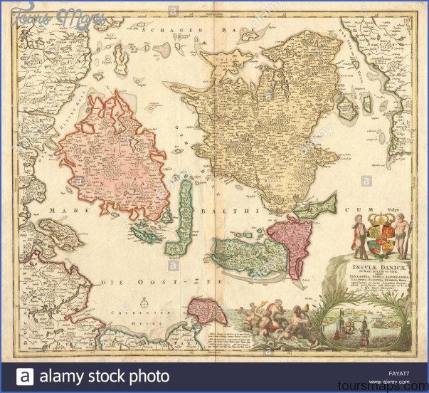 alsenals denmark map 7 AlsenAls Denmark Map