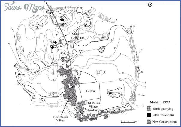 anshan map 8 Anshan Map