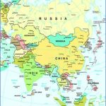 asia map 150x150 Travel map of asia