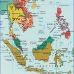 asia map for travel 2 150x150 Asia map for travel