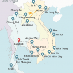 asia tourist destinations map 0 150x150 Asia tourist destinations map