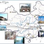 attraction map 150x150 Chinese travel map