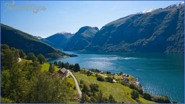 aurland norway NORWAY