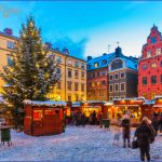 beautiful snowy winter scenery of christmas holiday fair at the big square stortorget in the old town gamla stan in stockholm sweden 150x150 Sweden Travel Destinations