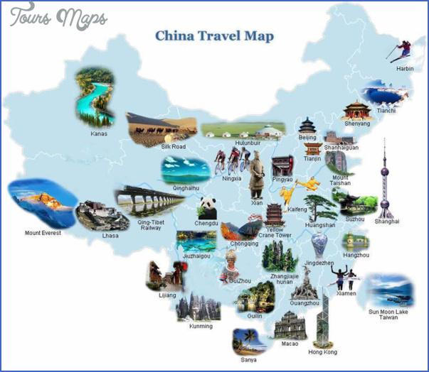 beijing map tourist attractions 3 Beijing Map Tourist Attractions